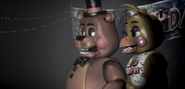 FNaF2 - Show Stage (Falta Toy Bonnie)