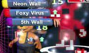 Foxy z minigierek we FNAF World mod.jpg