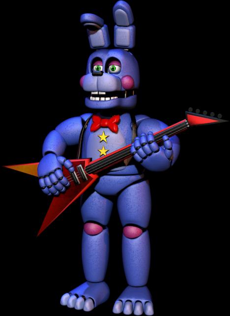 Rockstar Bonnie