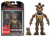 Figura de acción-Nightmare Freddy