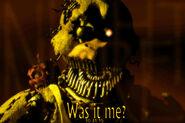 FNaF4 - Teaser 3 (Was it me? - Iluminado)