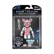 Funtime foxy toy