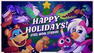 HappyHoliday SteelWool