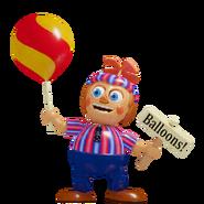 FNaF AR - Balloon Boy - Glimpse 1