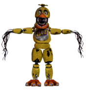 Withered chica full body thank you image