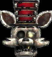 FNaF AR - Ringmaster Foxy (Icono - Mapa)