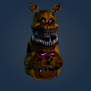 FNaF4 - Extra (Making Fredbear 7)