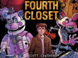 Five Nights at Freddy's: The Fourth Closet (Graphic Novel)