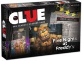 CLUE: Five Nights at Freddy's