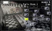 FNaF 2 (Móvil) - Party Room 1