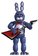 FNaF VR - Bonnie