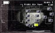 FNaF 2 (Móvil) - Right Air Vent