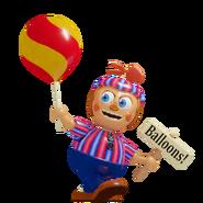 FNaF AR - Balloon Boy - Glimpse 2