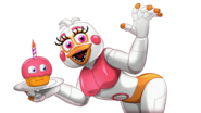 UCN - Funtime Chica - Pose 3