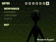 FNaF3 - Extra (Phantom Puppet - Captura)