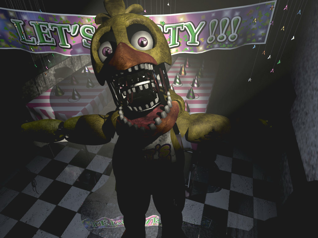 FNaF2 - Party Room 2 (Chica - Iluminado).png