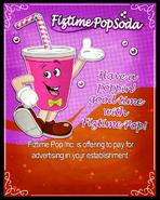 Fiztime Pop Soda Poster