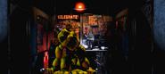 FNaF - Office (Golden Freddy - Iluminado)