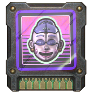 FNaF AR -Ballora (Icono - CPU)