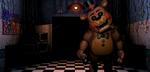 FNaF2 - Office (Toy Freddy)