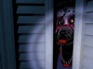 FNaF4 - Armario (Nightmare Mangle - 4ta posición)