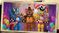 Toy Animatronics FNaF TFF