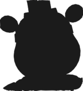 Alpine ui plushsuit vr toyfreddy silhouette
