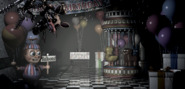 FNaF 2 - Game Area (Balloon Boy y Mangle)