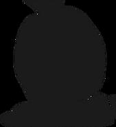 Alpine ui plushsuit chica silhouette