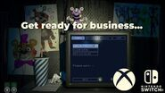 Freddy Fazbear's Pizzeria Simulator - Coming to Switch and Xbox Oct 31st