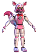 Funtime foxy 2