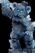 FNaF AR - Black Ice Frostbear - Glimpse 2