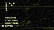 FNaF3 - Menú (Tres estrellas)