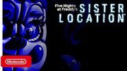 Five Nights at Freddy's Sister Location - Americas Switch Release