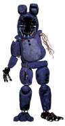 Withered bonnie full body thank you image