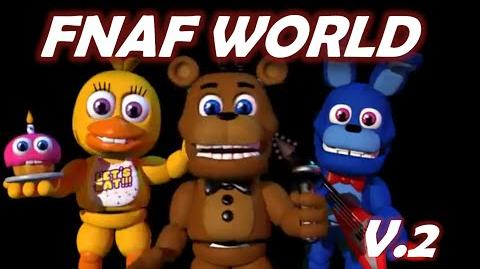Five Nights at Freddy's World - Trailer 2