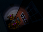 FNaF4 - Pasillo Derecho (Nightmare Fredbear)
