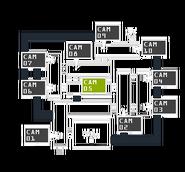 FNaF3 - Mapa (CAM 05)