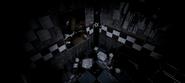 FNaF - West Hall (Freddy distorsionado)