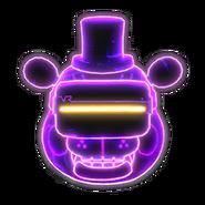 FNaF AR - VR Toy Freddy (Icono - Mapa)