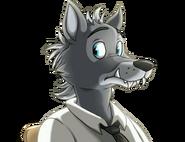 Wolf-High-School-Years