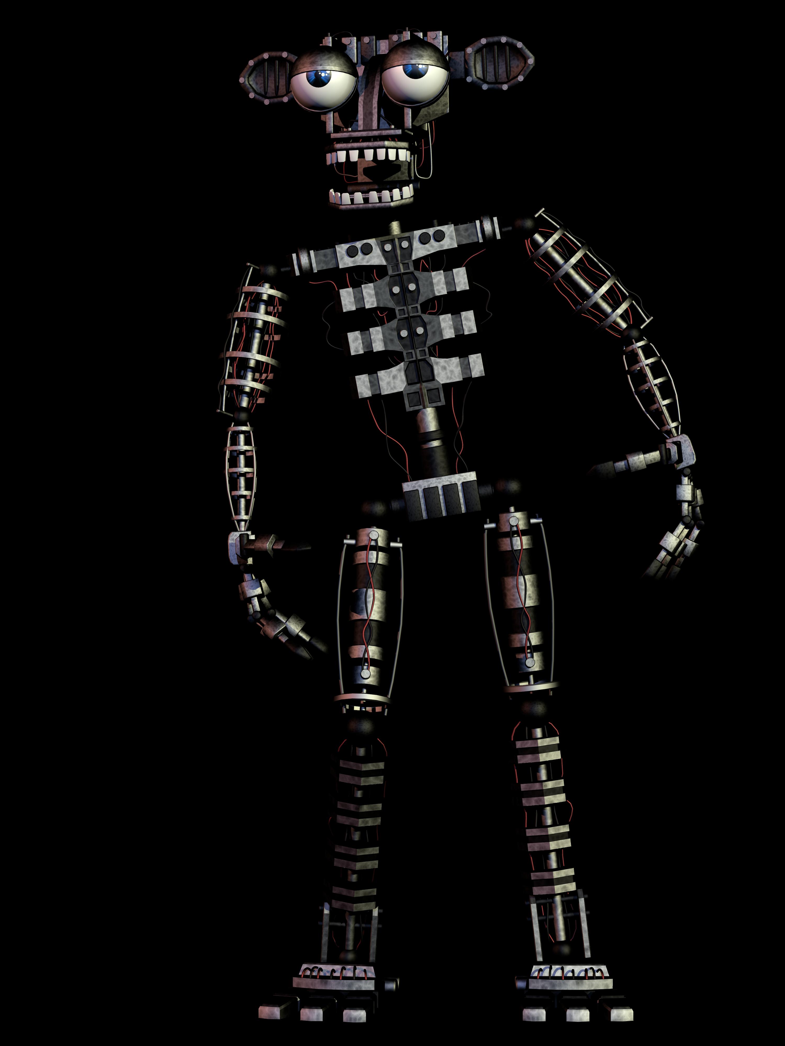 Endoszkielet (FNaF 2)