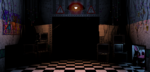 FNaF2 - Office (Mangle - Right Air Vent)