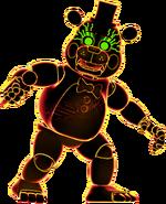 FNaF AR - VR Toy Freddy - Glimpse 2