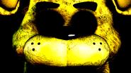 Golden Freddy Jumpscare