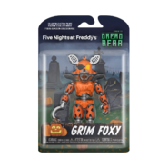 GrimmFoxyActionFigure