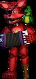 FFPS Rockstar Foxy Model