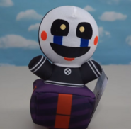 Security Puppet plushie