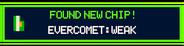 GreenEvercometWeak