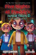 FNaF Fazbear's Fright 9 - Portada